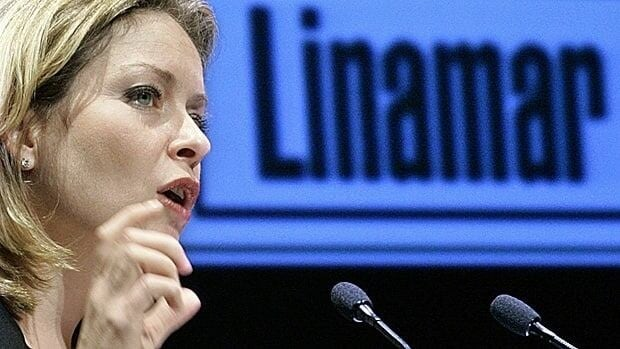 Linamar Corp.'s CEO Linda Hasenfratz one of only two women to be named in the top paid 100 CEO list.