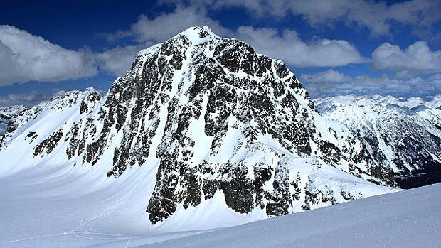 Joffre Peak, Pemberton, B.C.
