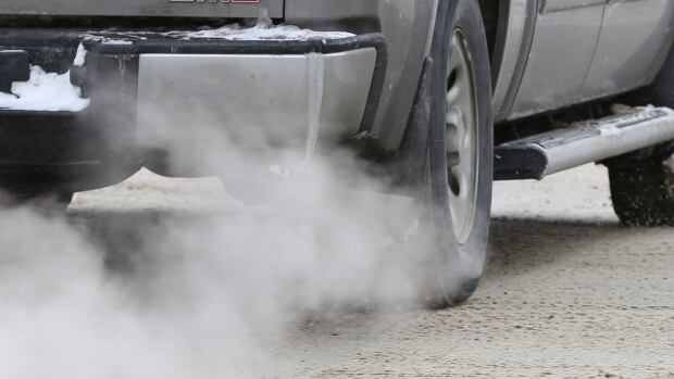 """Letting your car idle to warm up is """"not a good practice"""" according to automotive expert Doug Bethune."""