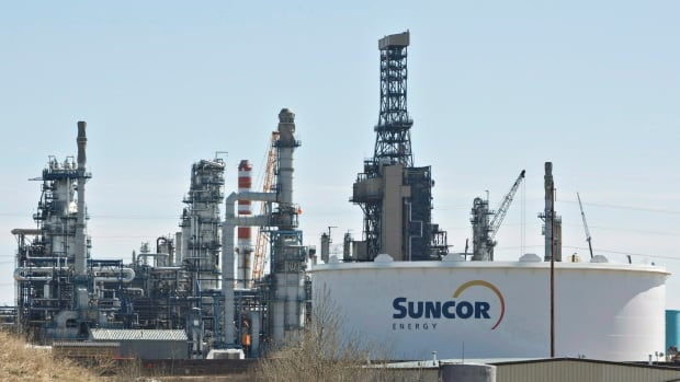 Oil producers like Suncor have been squeezed by persistent weakness in crude prices, which have fallen to around $43 a barrel - down 60 per cent from the high point last year.