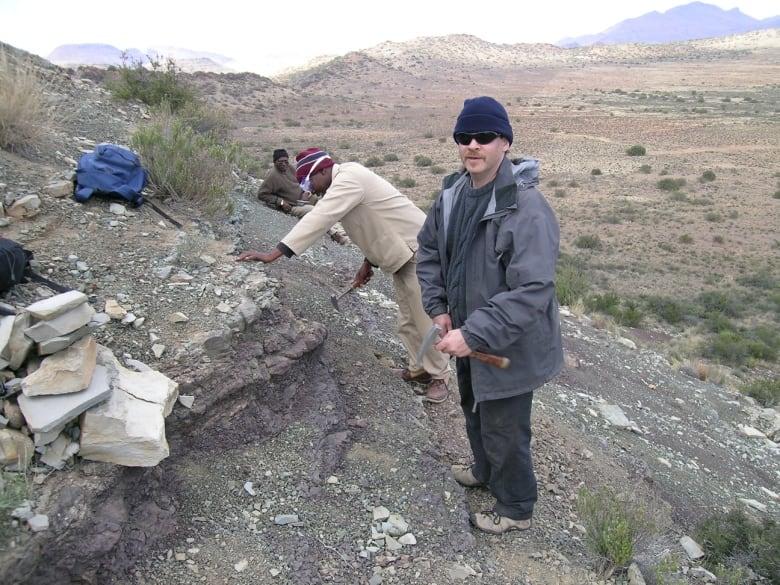 Fossil found by P.E.I. boy fills gap in reptile evolution