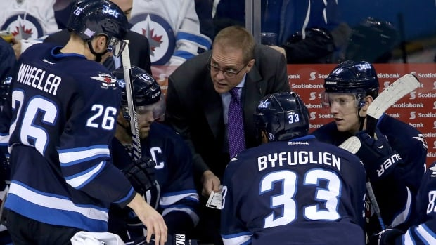 Winnipeg Jets head coach Paul Maurice, who has been credited in part for the Jets' success this season, says the team still has areas where they can improve.