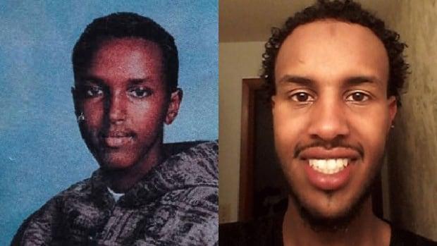 Mahad Hirsi and Hamsa Kariye