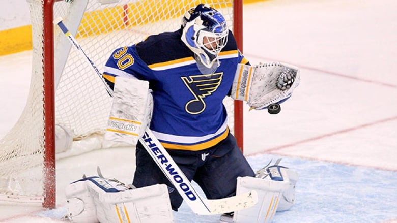Blues Give Martin Brodeur 1 Week Leave Of Absence Cbc Sports