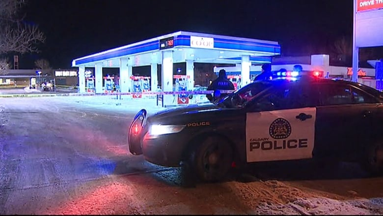 Co Op Village Square Gas Station Shooting Possibly Linked To