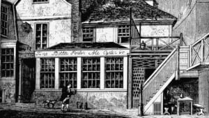 663px-The_manor_house_of_Toten_Hall_-_1813