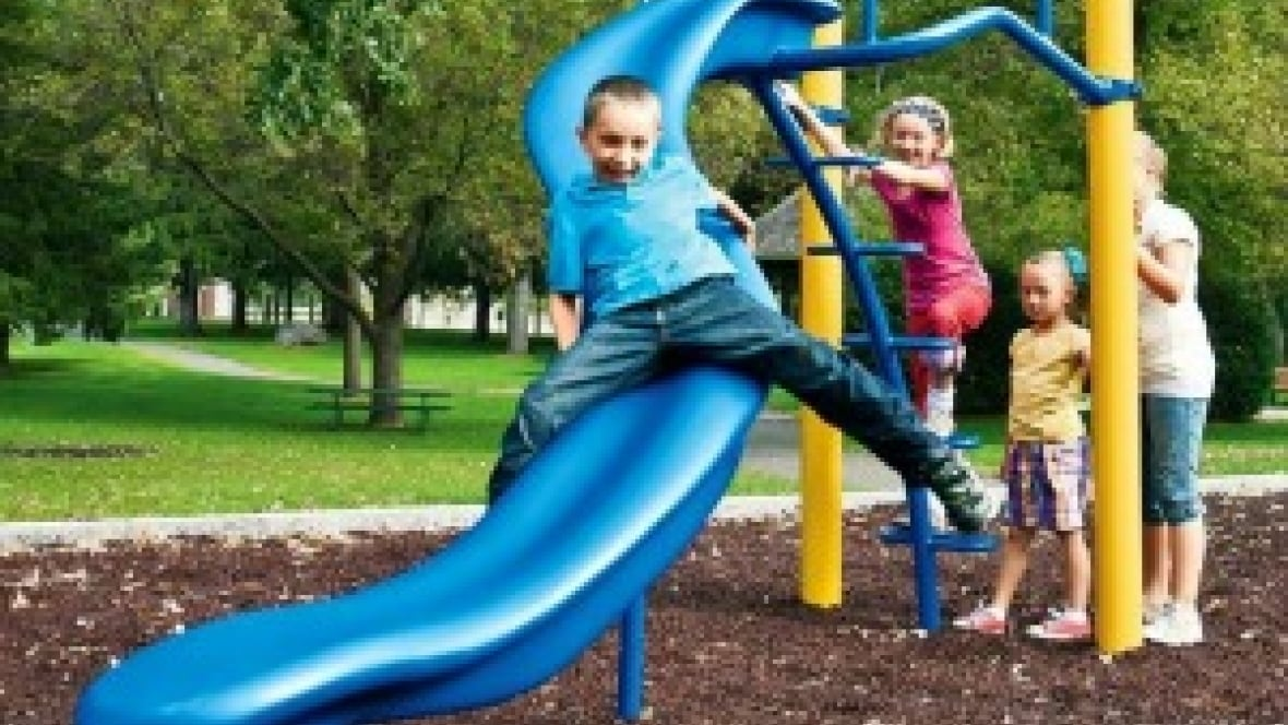 Can Playgrounds Be Too Safe - Home  The Sunday Edition -2501