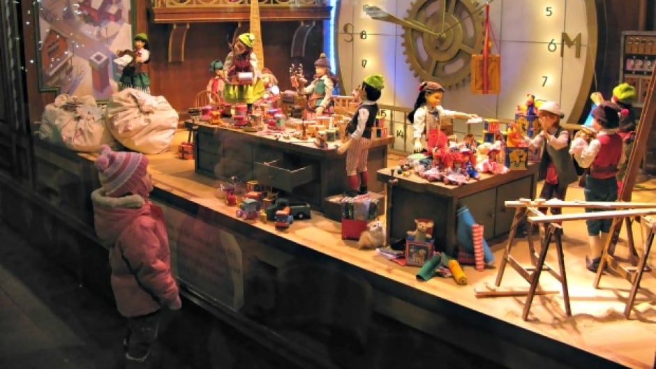 michael s essay the magic of the christmas store window home   the window was a work of patience and craftsmanship meticulous attention to detail