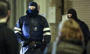 Belgium counterrorism raids