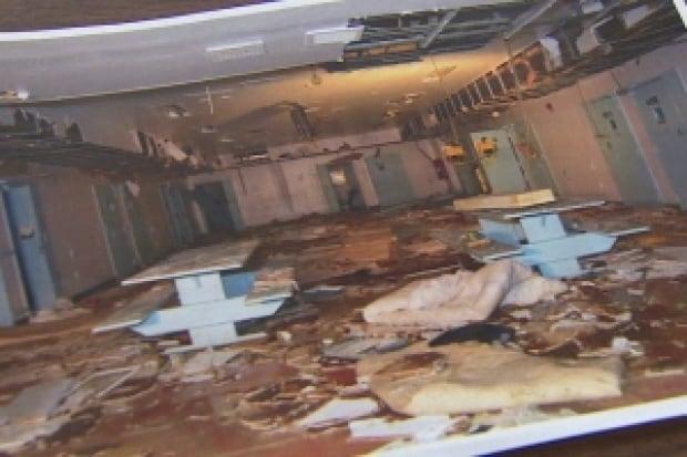 June HMP riot damages