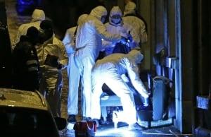 Belgium counterterrorism raids