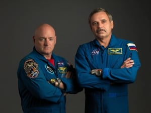 One-year mission to space