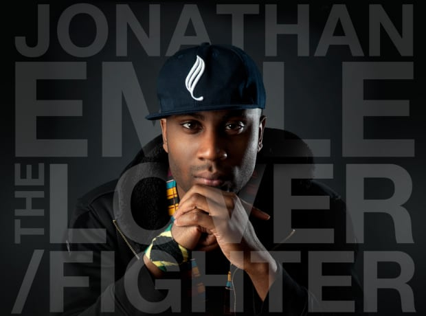 Jonathan Emile's new album cover