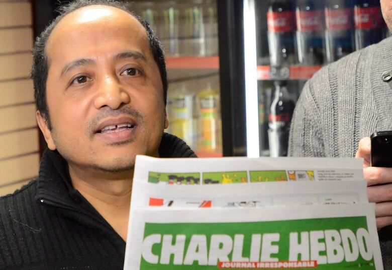 Charlie Hebdo sells out in Canada, 5,000 more copies on the way