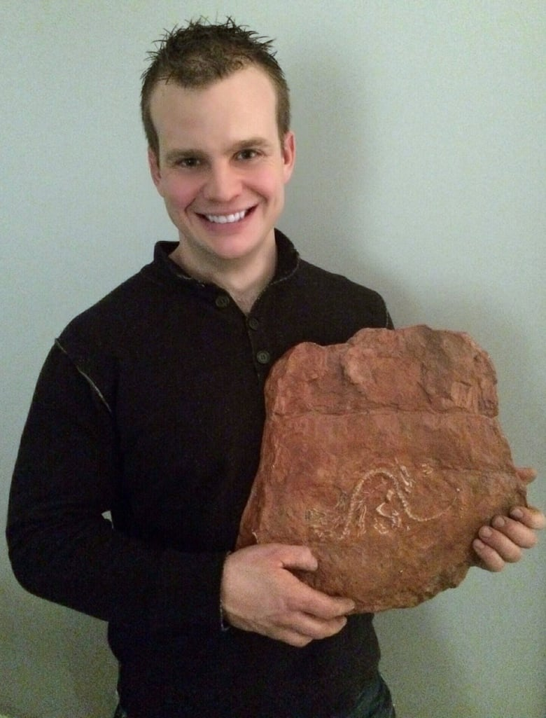 P.E.I. fossil named for boy who found it on a beach