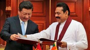 Sri Lanka China