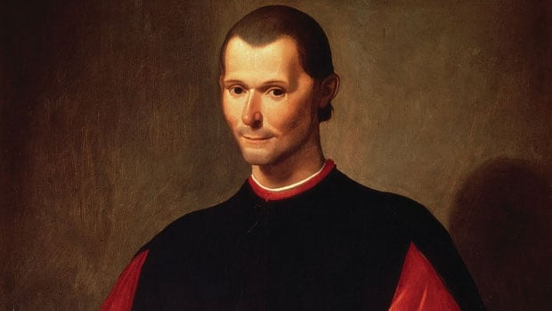 account of the life and philosophies of niccolo machiavelli