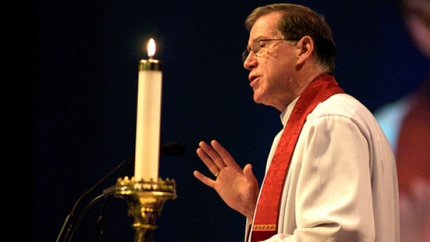 The head of the Anglican Church of Canada, Fred Hiltz, wrote a strongly worded letter Monday condemning Senator Lynn Beyak's defence of the Indian residential school system.