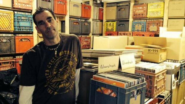 Dean Reid Founder Of Canada Boy Vinyl Opening Vinyl