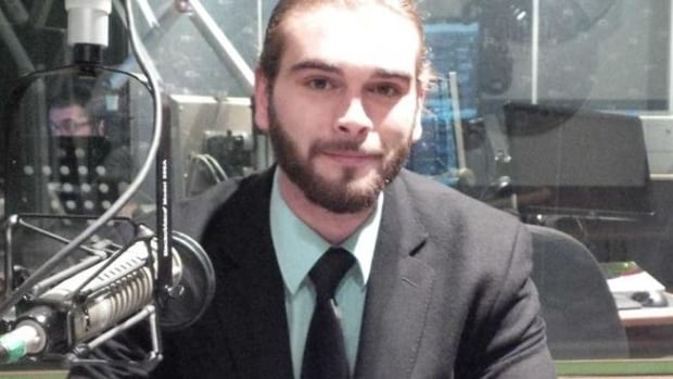 Matthieu Dasys is the entrepreneurship co-ordinator for post-secondary institutions in Greater Sudbury.