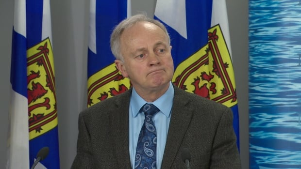 Leo Glavine says the feedback will guide the government's decision.