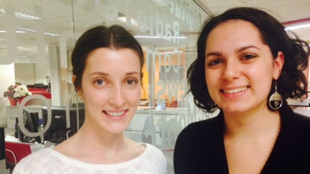 Stéphanie Desgagné will rewrite the Quebec Order of Nurses exam in March. Gabriela Mizrahi passed and is now a registered nurse.