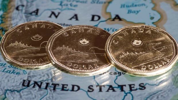 The Canadian dollar has been losing value against the U.S. dollar for months. The loonie lost more than a penny against the U.S. dollar on Tuesday, one day before the Bank of Canada's quarterly monetary policy report.