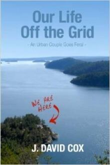 Our Life Off the Grid book
