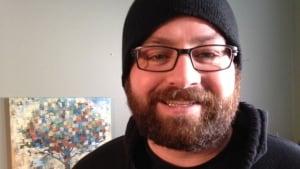Veteran and Marijuana For Trauma employee Cory Pike