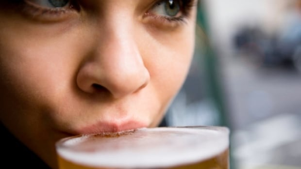 A new study by the University of Victoria's Centre for Addictions Research of B.C. says young people are drinking more than previously thought.