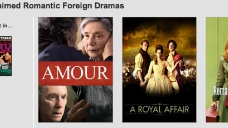 What Netflix Micro Genres Reveal About Its Viewers Cbc Radio
