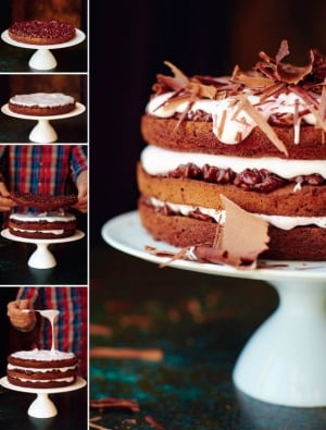Jamie oliver birthday cake recipe