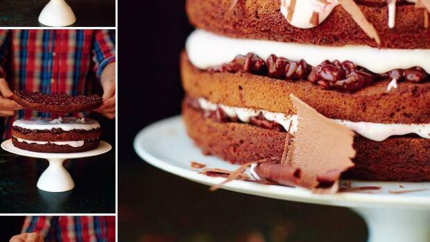 Recipe Jamie Olivers Chocolate Celebration Cake CBC Radio