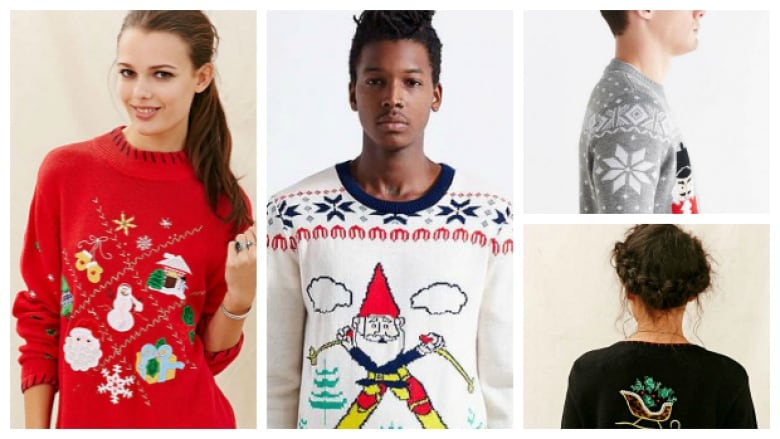 Urban Outfitters Ugly Christmas Sweater.Unravelling The Ugly Christmas Sweater Cbc Radio