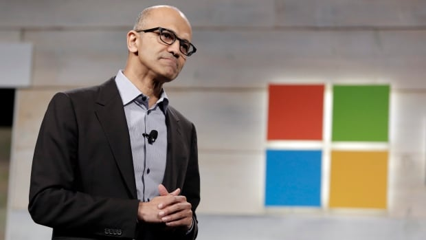 CEO Satya Nadella and other executives have hinted they'd like to move away from the old notion of selling each new version of Windows as a separate product. Microsoft's had early success in selling its Office productivity software on a subscription basis.