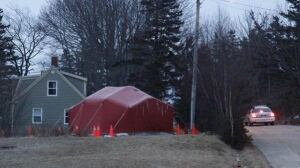 The Christopher Phillips arrest in Ottawa led police to search this Nova Scotia cottage.
