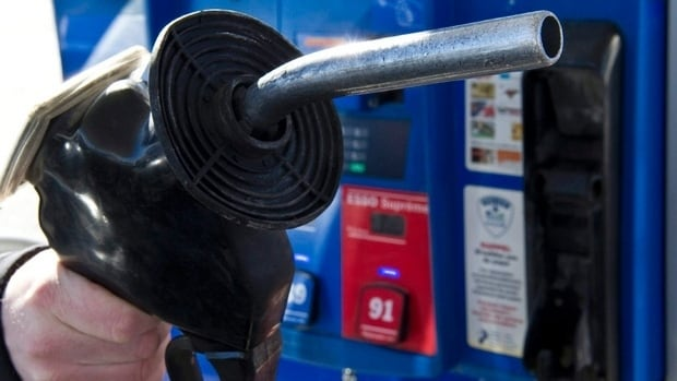Pump prices rise in New Brunswick