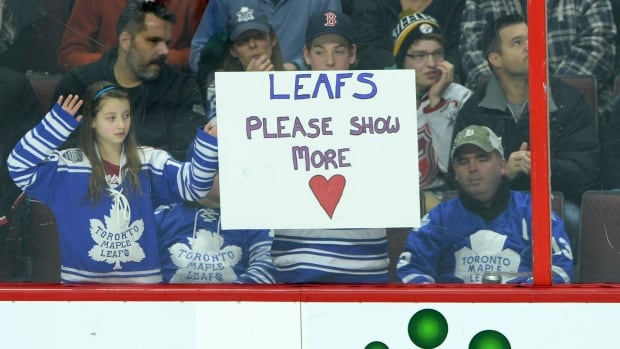 Another dreadful losing streak continues to dampen the spirits of fans of the Toronto Maple Leafs.