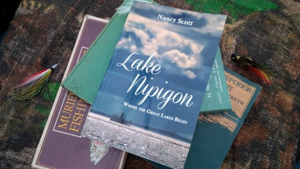'Lake Nipigon: Where the Great Lakes Begin', was written by Nancy Scott, a park planner with the Ministry of Natural Resources.
