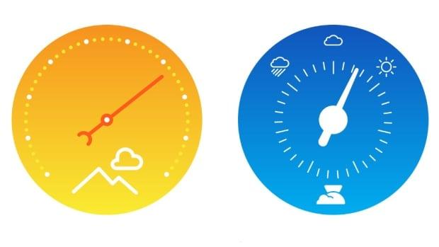 iPhone barometer