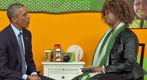 Obama-YouTube-interviews