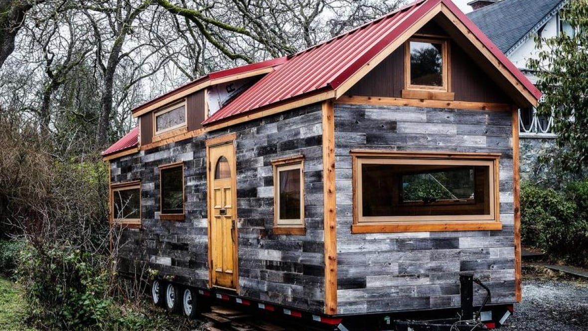 Lukow familys 350 sq ft tiny house needs place to call home
