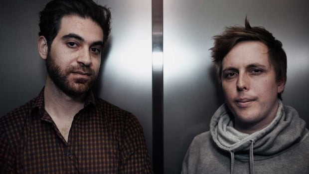 Paul Raphael and Félix Lajeunesse of Félix & Paul have been working together for a decade.