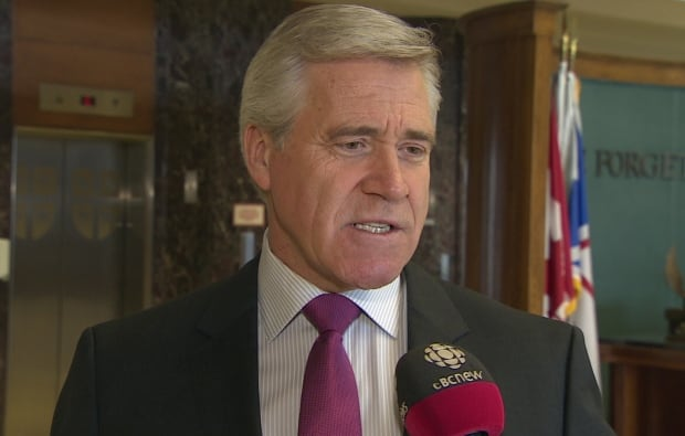 Dwight Ball on House of Assembly reductions