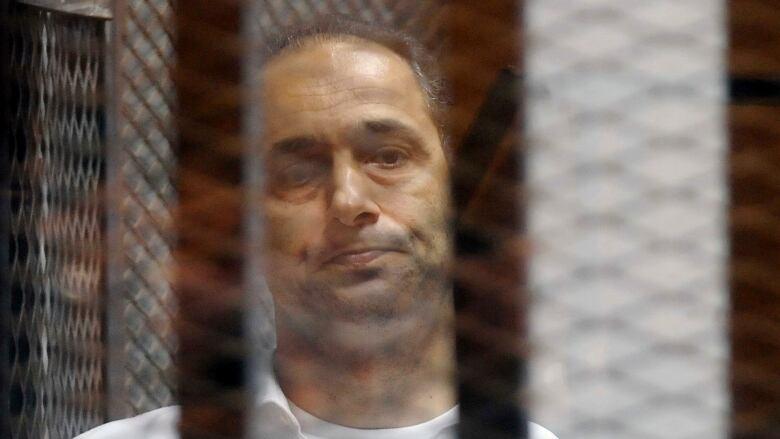 alaa gamal mubarak sons of former egyptian leader released from