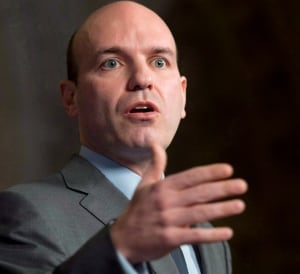 NDP finance critic Nathan Cullen