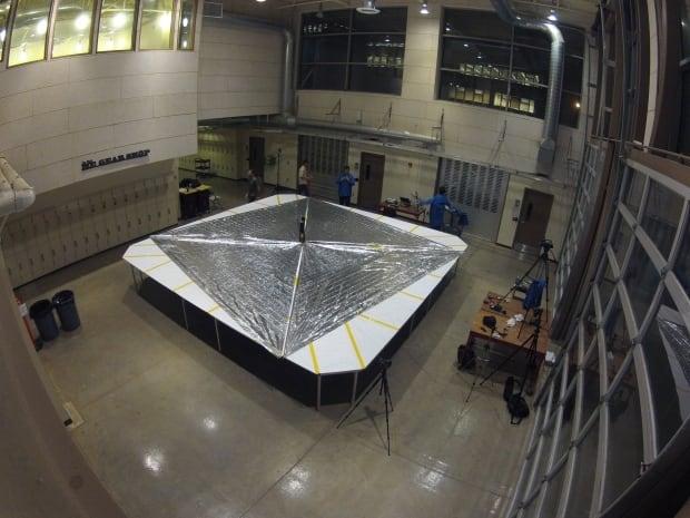 Lightsail Spacecraft Cal Poly San Luis Obispo