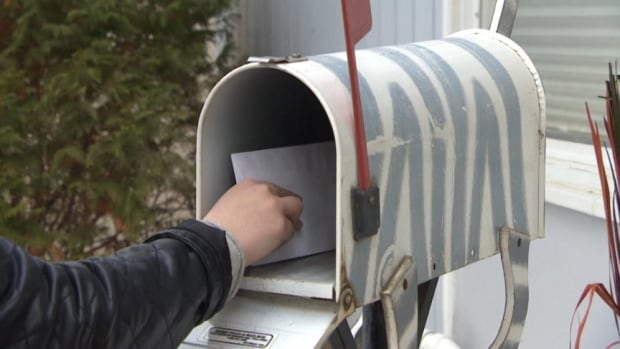 "Every December for the past three years, a Red Deer man has received ""offensive material of a sexual nature"" in his mailbox, RCMP say."