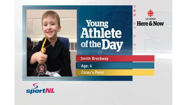 Young Athlete of the Day NL