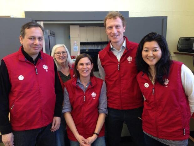CBC Do Crew's January 2015 crew!